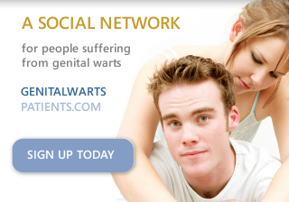 Genital Warts Patients